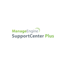 Picture of ManageEngine SupportCenter Plus Enterprise Edition - Multi-Language - Subscription Model - 100 Support Representatives with 10 Business Units