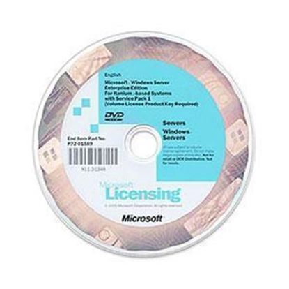 Picture of Microsoft Exchange Server Standard Edition - Software Assurance - 1 Server - PC