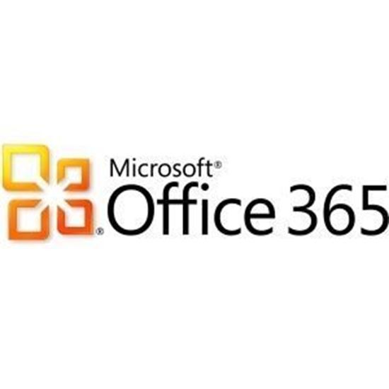 Picture of Microsoft Office 365 (Plan E1) - Subscription License - 1 User - Volume, Microsoft Qualified - MOLP: Open Business - 1 Year - PC - Single Language