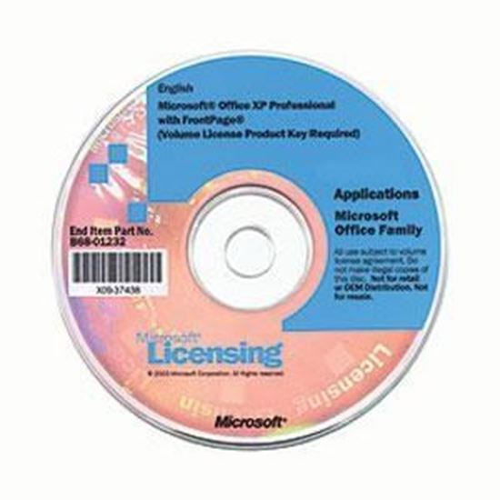 Picture of Microsoft Office Standard Edition - License & Software Assurance - 1 User - PC