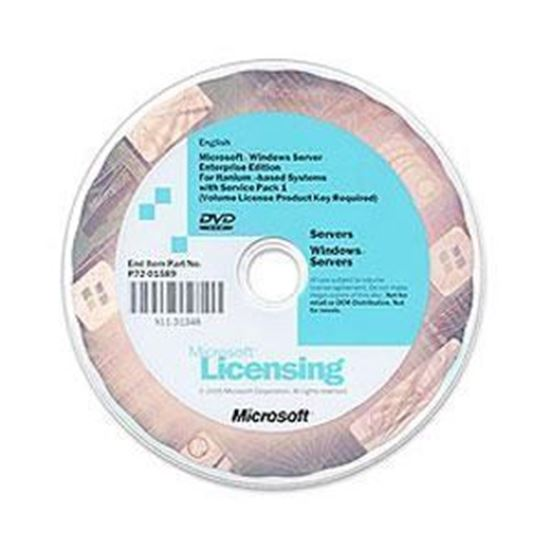Picture of Microsoft Project Server - Software Assurance - 1 CAL - PC