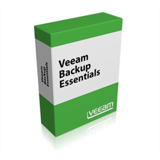 Picture of Veeam Backup Essentials Standard 2 socket bundle for Hyper-V (Backup & Replication Standard + Veeam ONE)