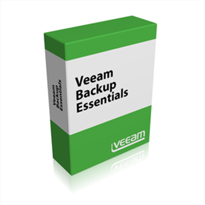 Picture of Veeam Backup Essentials Standard 2 socket bundle for VMware(Backup & Replication Standard + Veeam ONE)