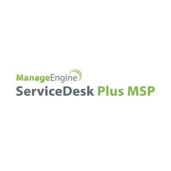 Picture of ServiceDesk Plus MSP Standard Edition - Subscription
