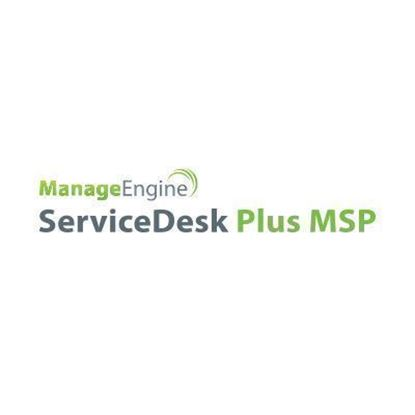 Picture of ServiceDesk Plus MSP Professional Edition - Subscription
