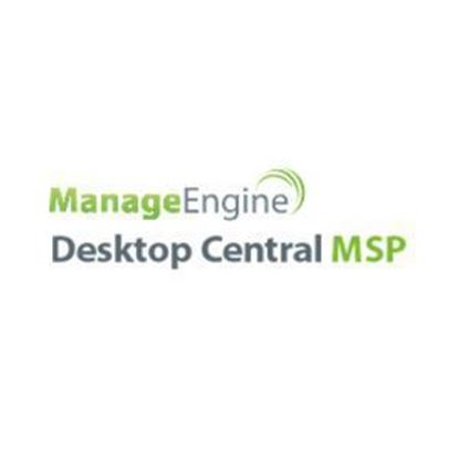 Picture of Desktop Central MSP - Annual Subscription
