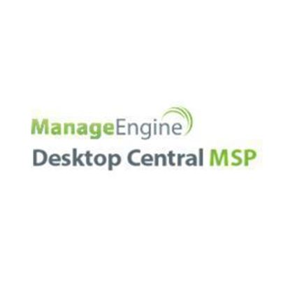 Picture of Desktop Central MSP Additional Users - 6 Month Subscription