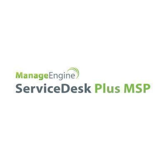 Picture of ServiceDesk Plus MSP Professional Edition - Multi Language - Subscription