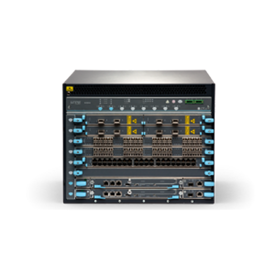 Picture of 8-Slot Chassis Redundant Bundle, SF, TAA