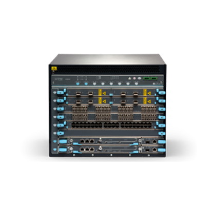 Picture of EX9208, 8-Slot Chassis With Passive Midplane