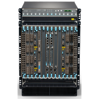 Picture of EX9214, 14-Slot Chassis With Passive Midplane