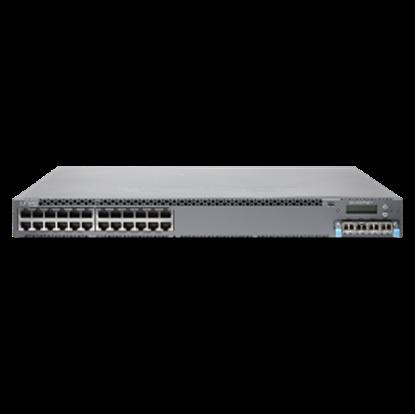 Picture of EX4300 TAA, 24-Port 10/100/1000BaseT PoE-plus