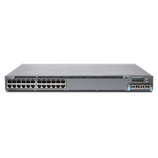Picture of EX4300 TAA, 24-Port 10/100/1000BaseT PoE-plus