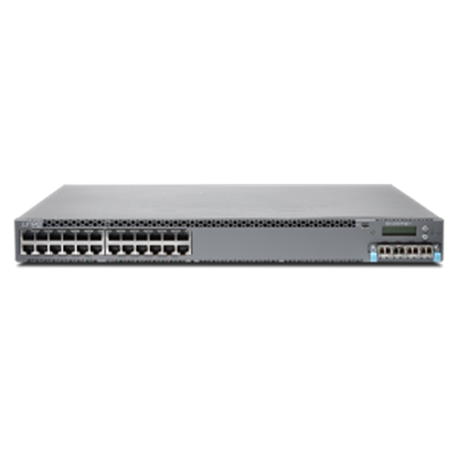 Picture of EX4300, 24-Port 10/100/1000BaseT PoE-plus