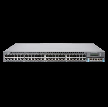 Picture of EX4300 TAA, 48-Port 10/100/1000BaseT PoE-plus, 1100W PSU