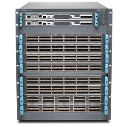 Picture of QFX10008 Redundant Chassis