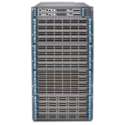 Picture of QFX10016 Redundant Chassis