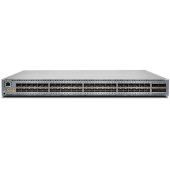 Picture of QFX5100-48S TAA Model Back To Front, AC